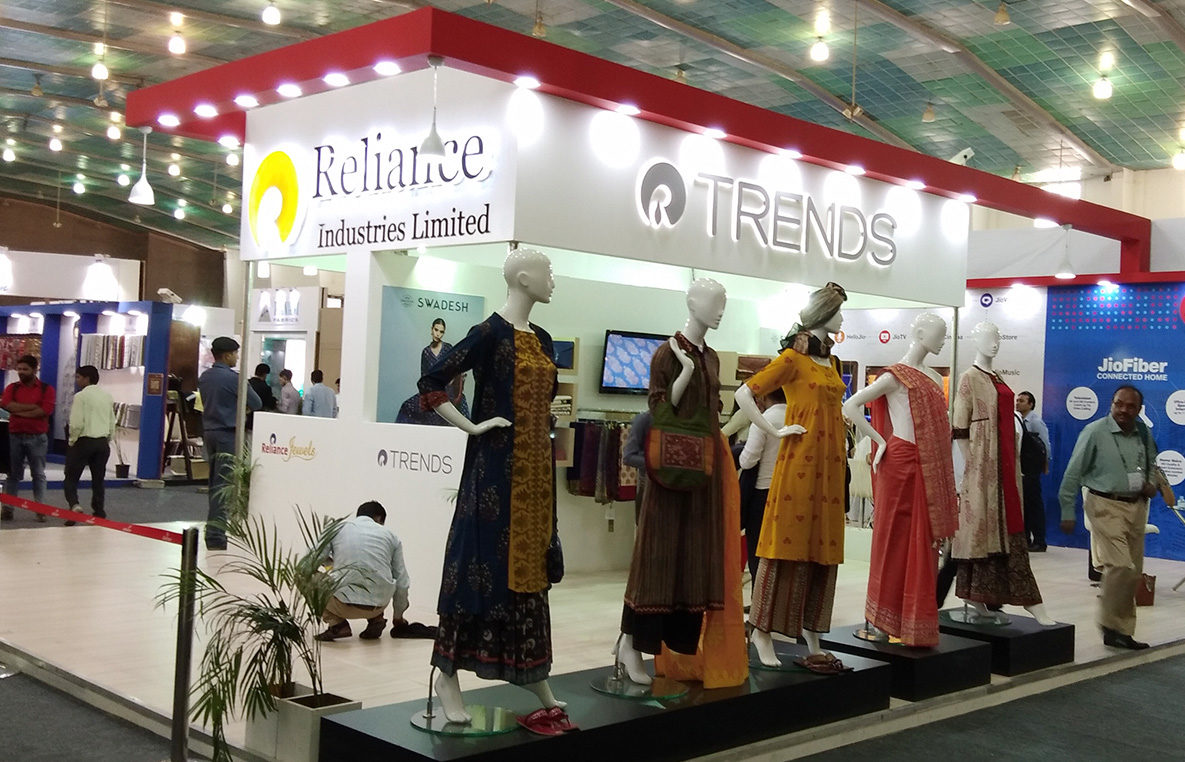 Exhibition Stall Manufacturer In Gujarat : Exhibition stall design company in india and overseas focus design